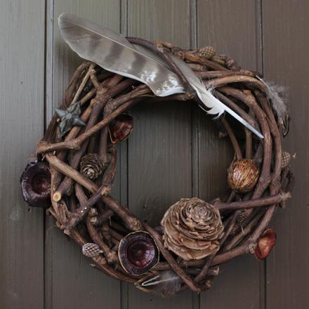 kranssi, wreath