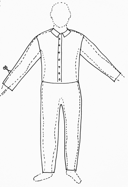 nasa suit template - photo #15