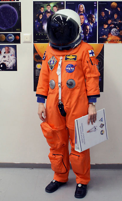 real astronaut jumpsuit - photo #3
