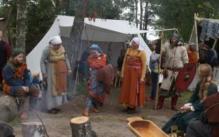 Pukkisaari Iron Age market